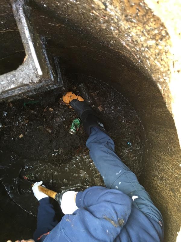 Storm Drain Inspection And Repair Atlanta Ga